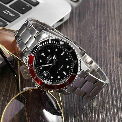 Male Mechanical Battery Stainless H