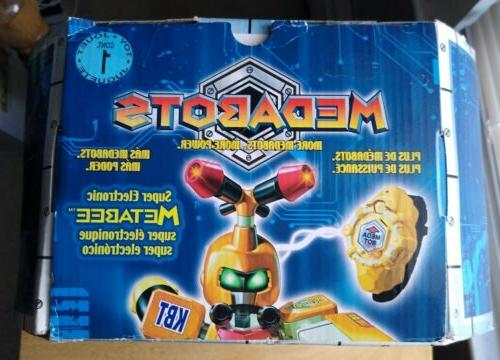 Medabots Super Electronic Figure by Hasbro NEW 2002