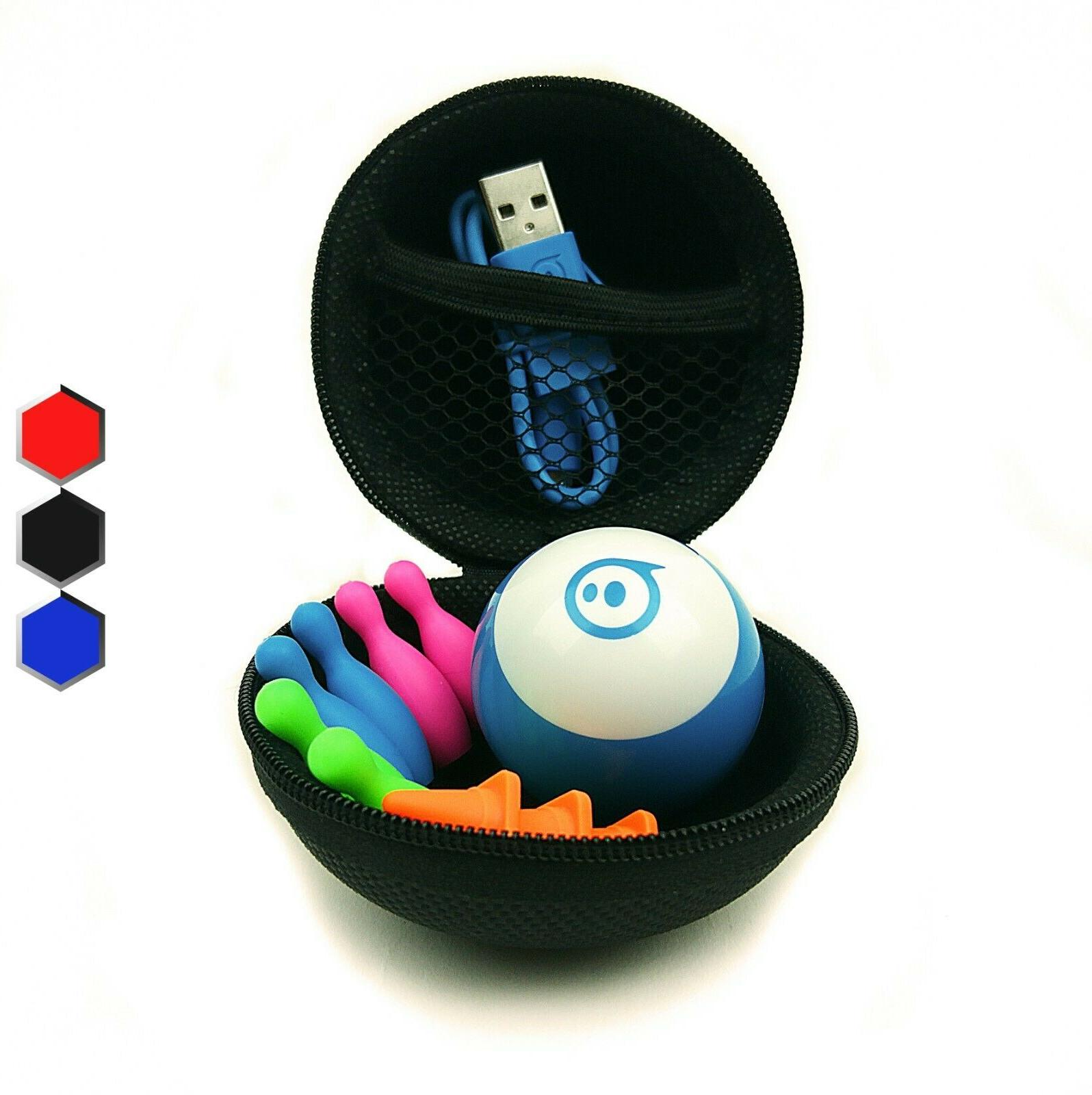 mini protective carry case fits robotic ball