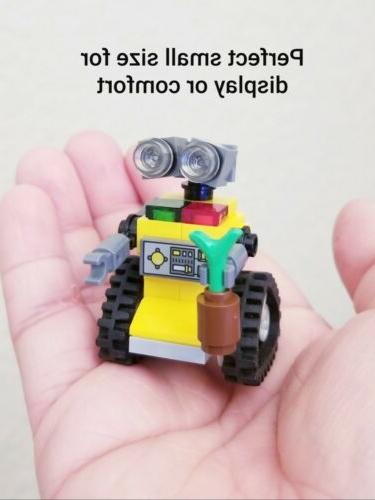 MOC Size Wall-E Robot from Lego New Pieces, Free Shipping