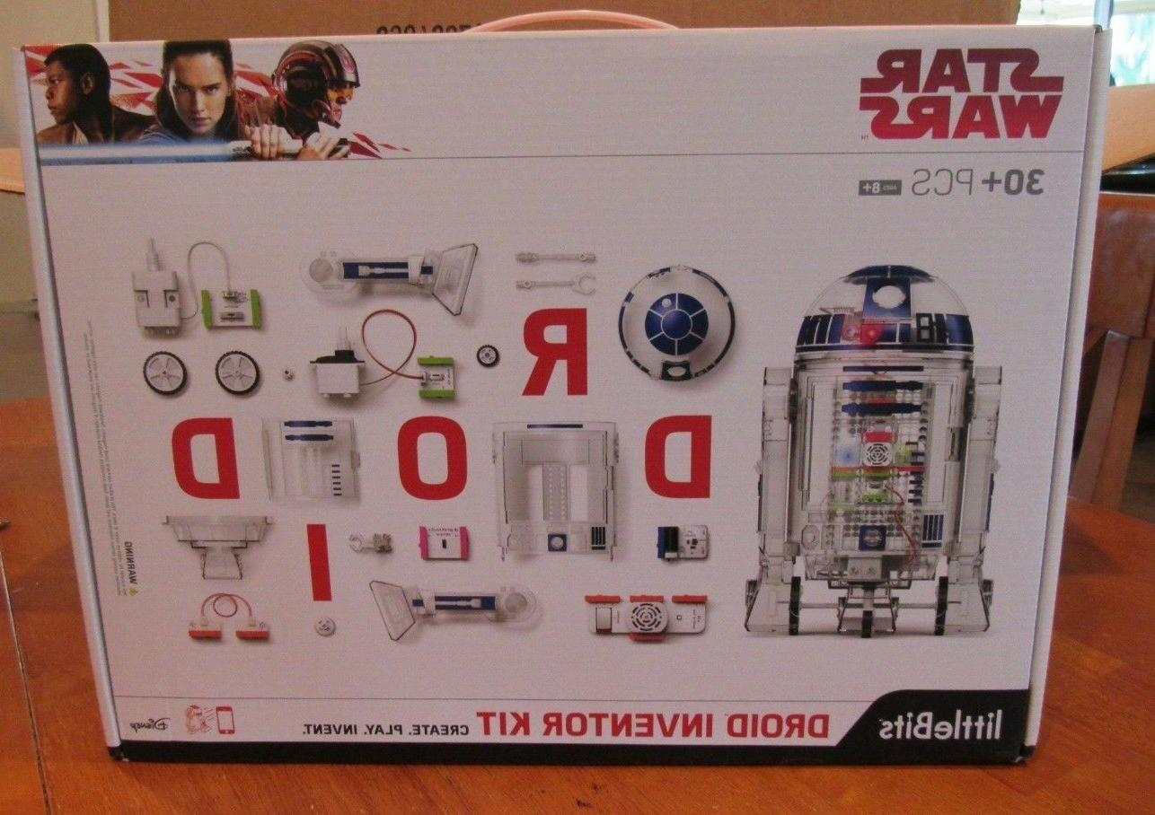 new and sealed star wars droid inventor