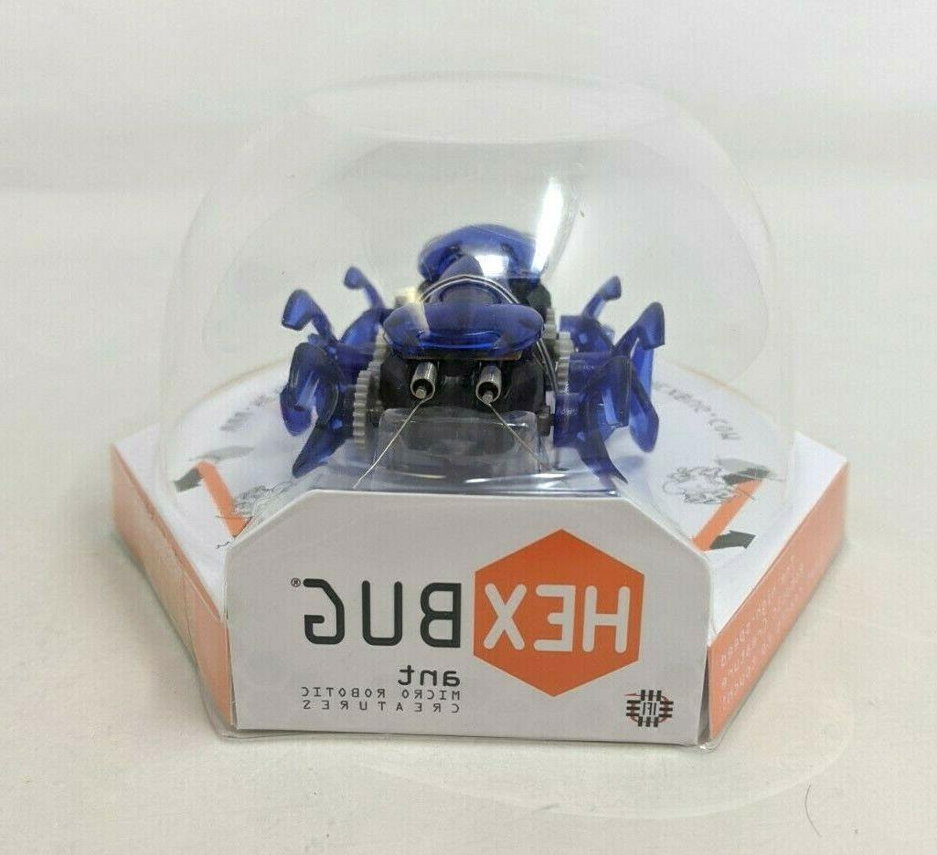 new blue fire ant micro high speed