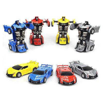 Robot Toys Vehicle Cool Toy Xmas Gift