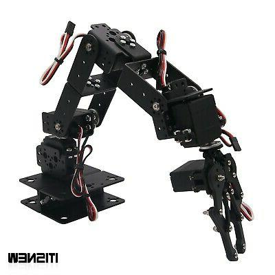 Robotic Clamp Claw 6 Mount for