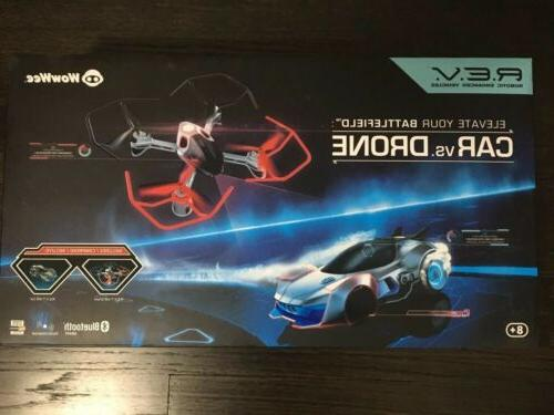 WowWee Robotic Car Pack NEW