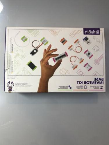 robotics base inventor kit fast and secure