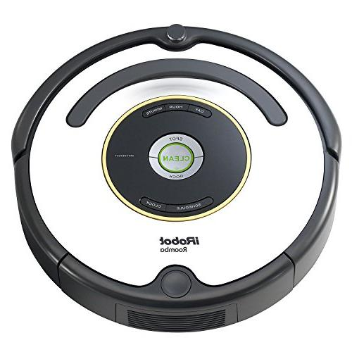 roomba 665 vacuum cleaning robot