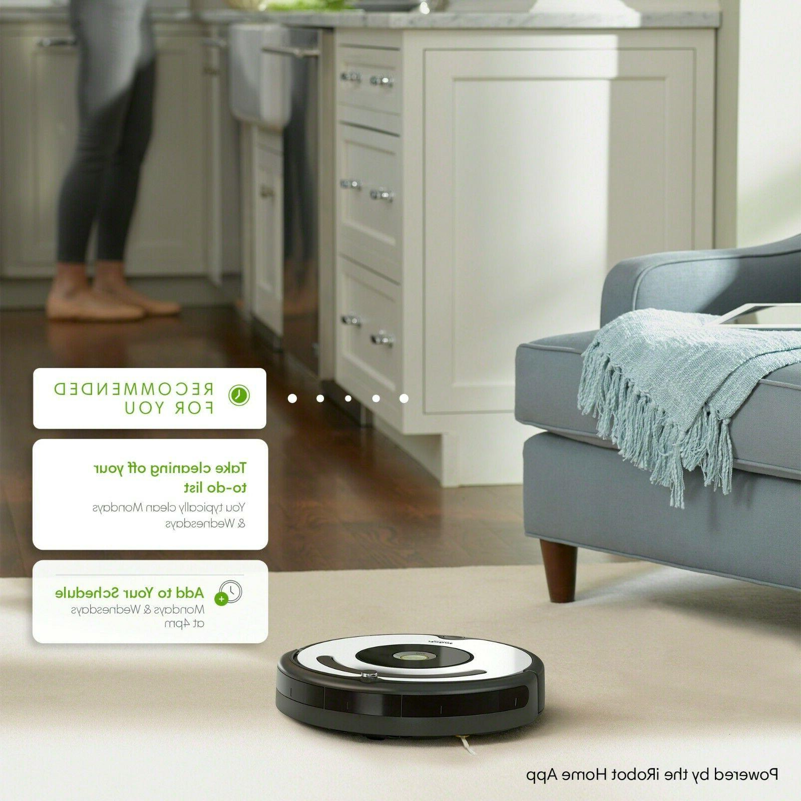 iRobot Roomba 670 Cleaning Certified