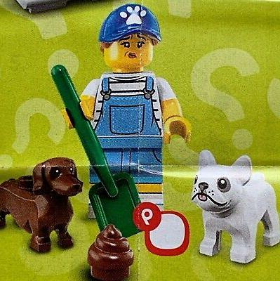LEGO 19 genuine SITTER MINIFIGURE - as in the