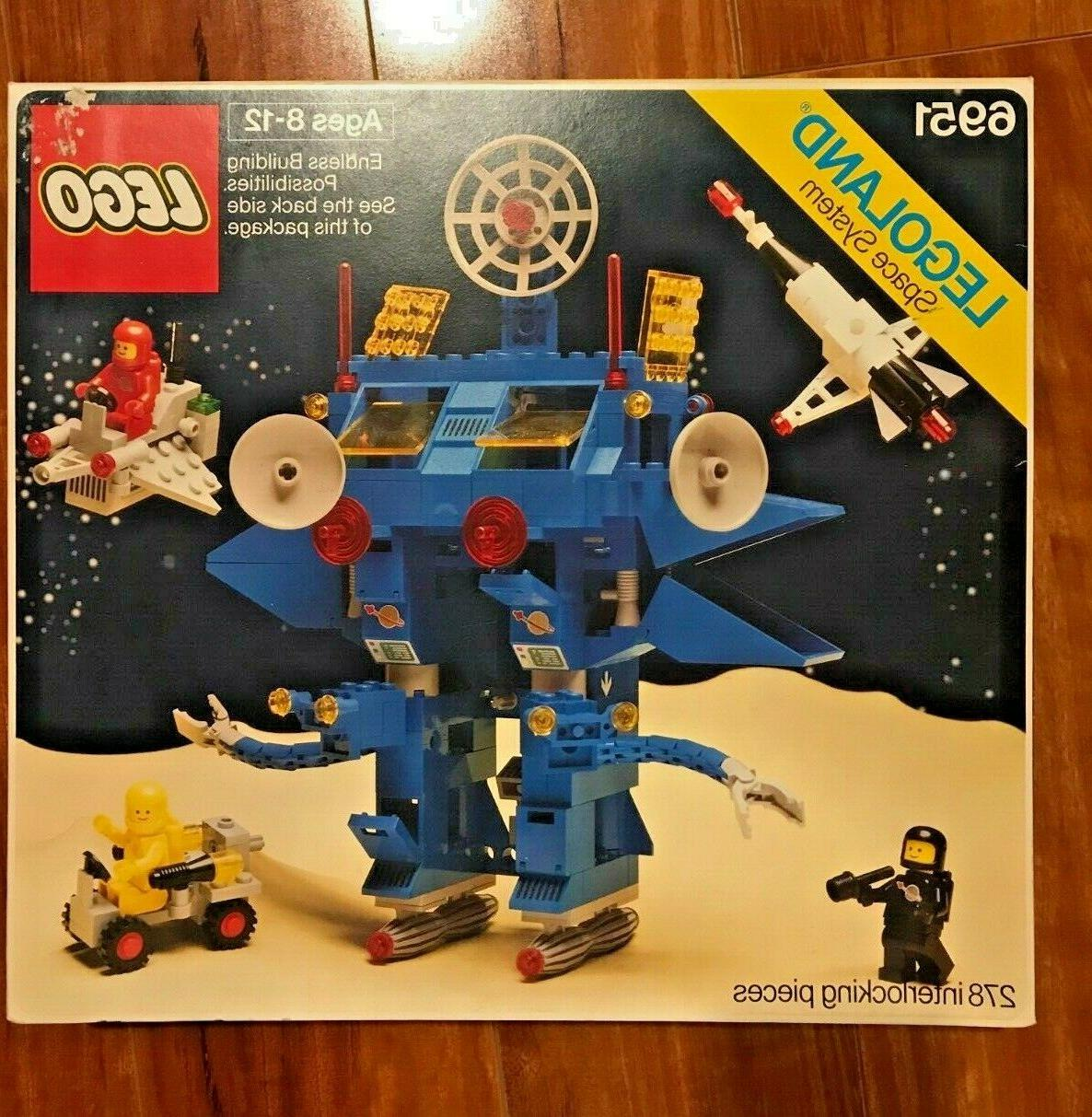 space robot command center 6951