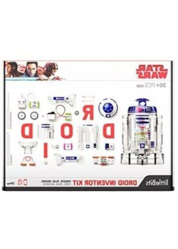 littleBits Star Droid Inventor R2D2 Robot NIB