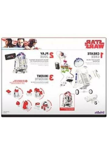 littleBits Star Wars Droid Inventor Kit Robot STEM Science NIB