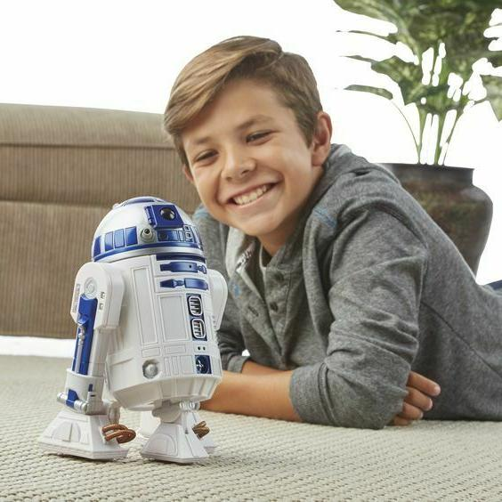Hasbro R2-D2 Enabled NEW!