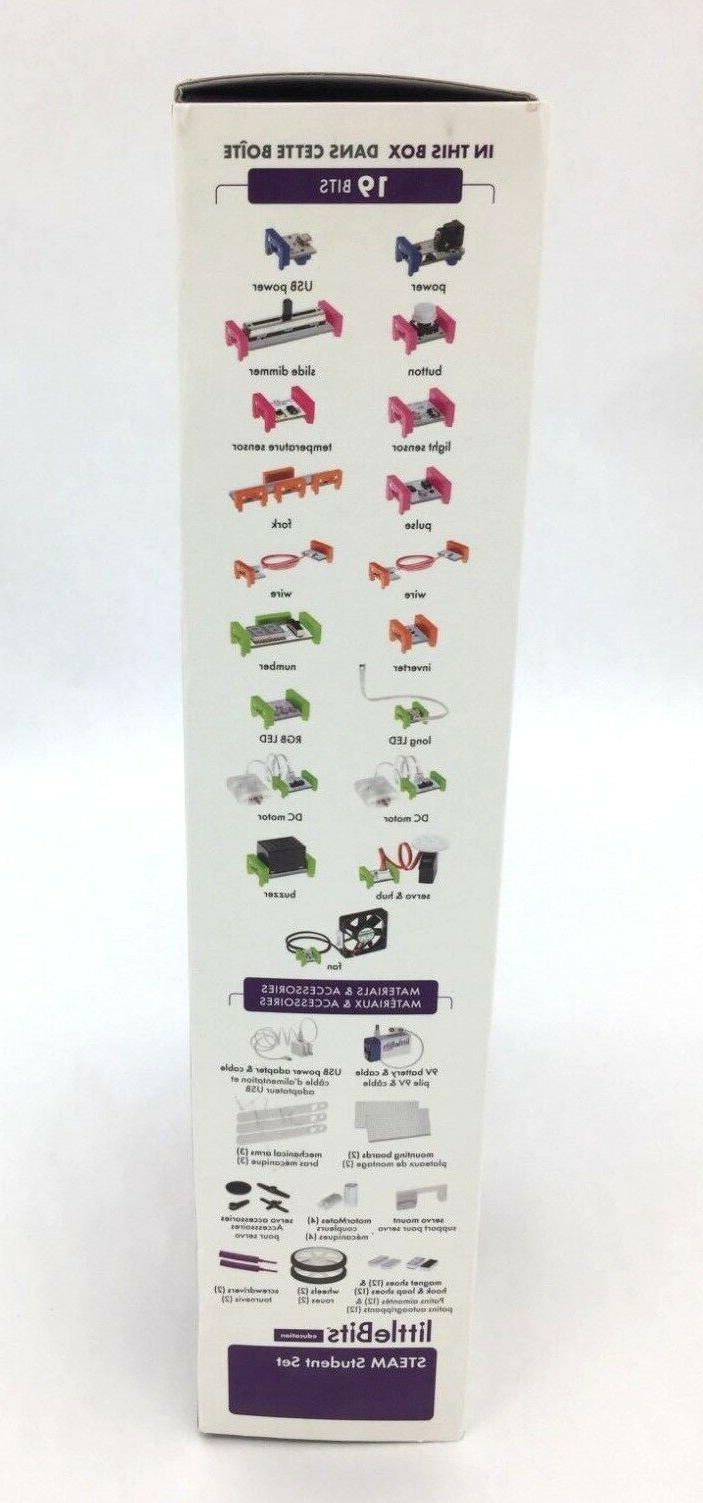 littleBits For Grades 3-8 to