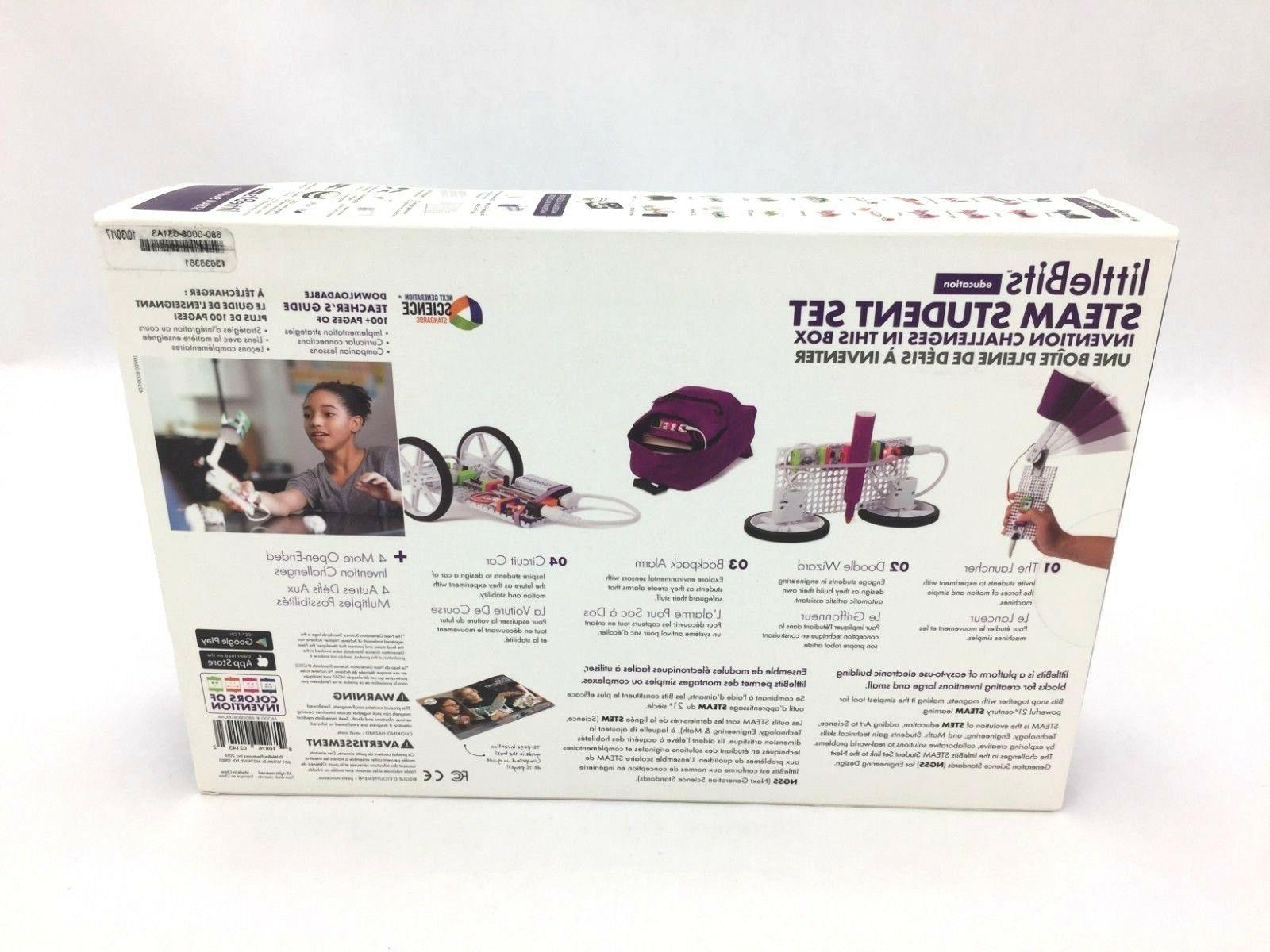 littleBits Set For Up to