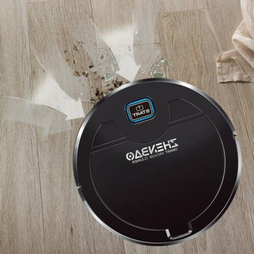 Sweeping Robot Cleaner Intelligent Automatic Edge Suction