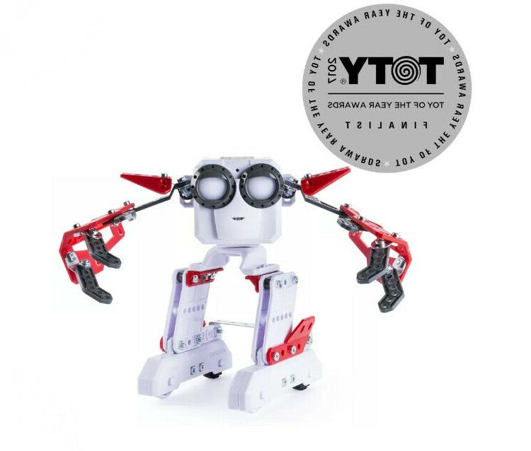 MECCANO TECH MICRONOID RED ROBOT INTERACT
