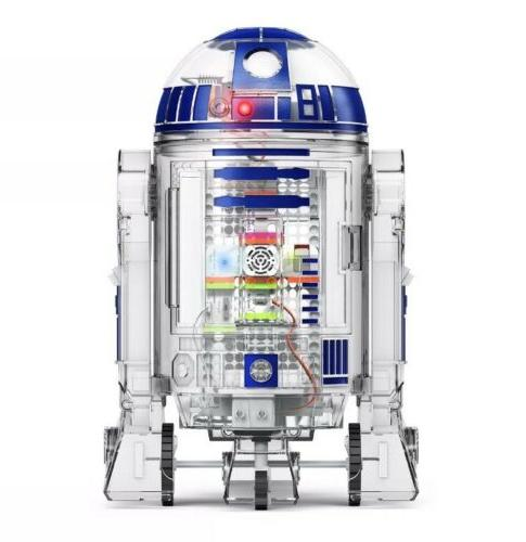 The Jedi Droid Inventor Robot In