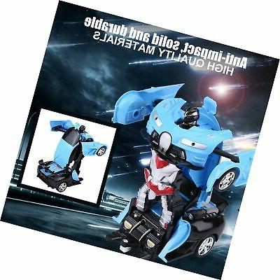 Dilwe Transformation 1/18 Scale One-Key Remote