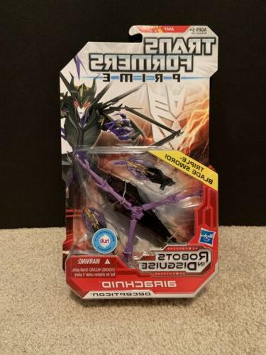 transformers prime robots in disguise deluxe class