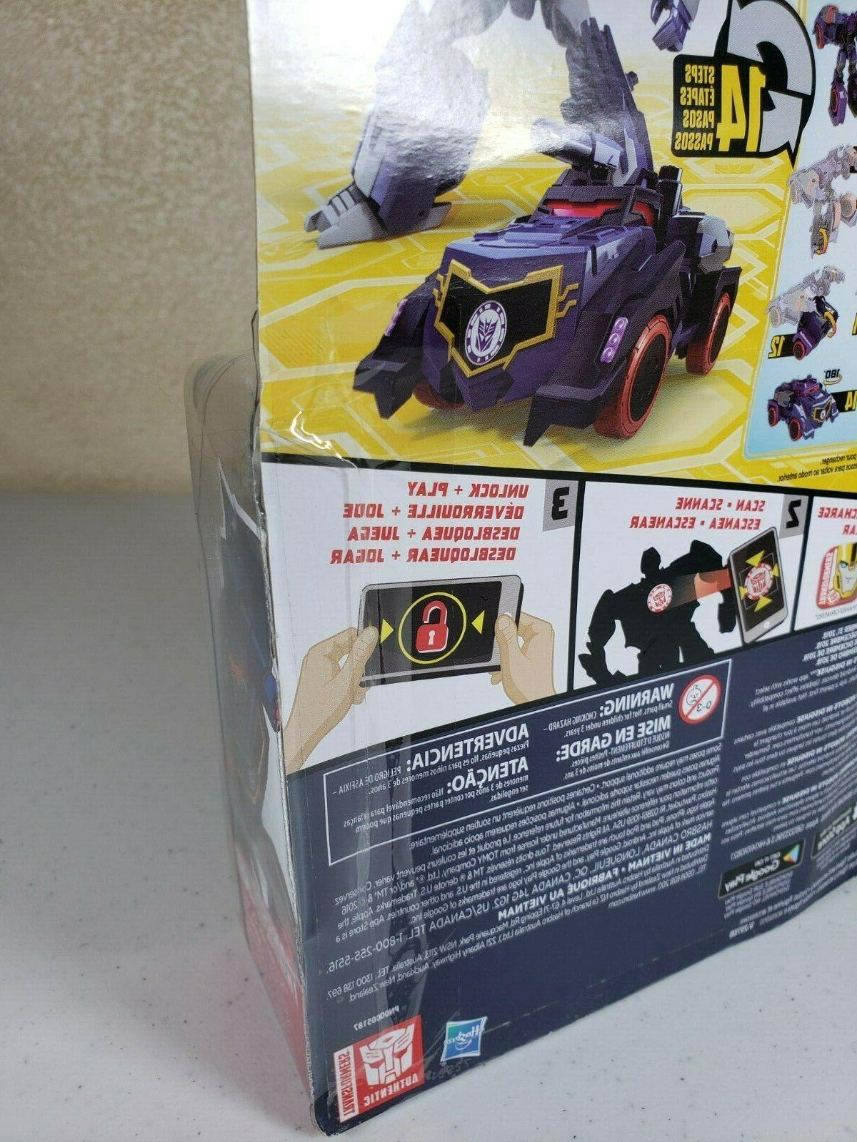 Transformers Robots In Disguise Resealed Box