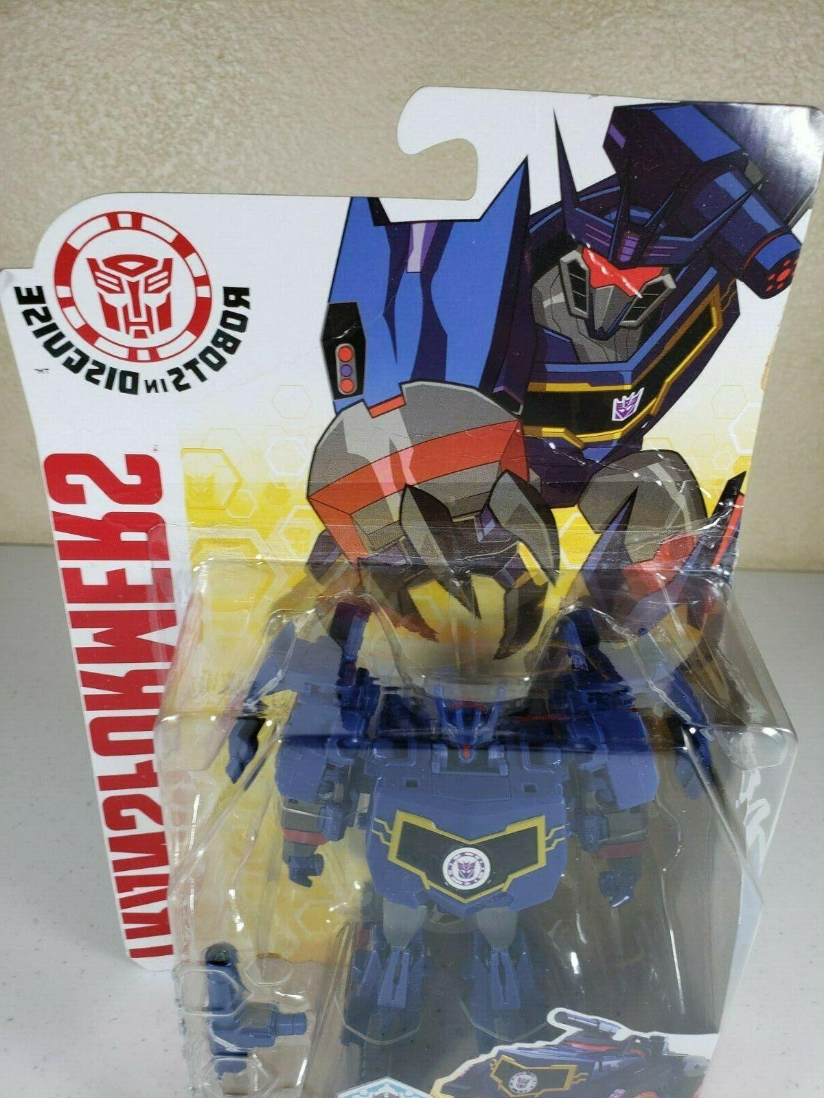 Transformers In Combiner Soundwave New Resealed Box