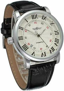 Dilwe Male Watch, 3 Colors Fashionable Full-automatic Mechan
