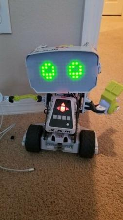 MECCANO MAX ROBOTIC INTERACTIVE TOY WITH ARTIFICIAL INTELLIG