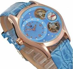 mechanical watch 3 colors fashionable quality automatic