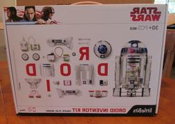 NEW & SEALED LittleBits Star Wars Droid Inventor Kit R2-D2 R