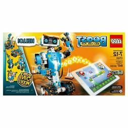 NEW ! LEGO BOOST Creative Toolbox Robot Building Set 17101