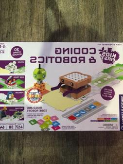 NEW Thames & Kosmos Kids First Coding & Robotics Science Ste