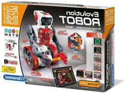 NIP Clementoni Evolution Programmable Robot Kit 8 Interactiv