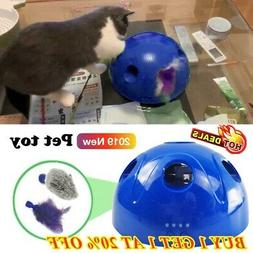 pop n play automatic interactive motion cat