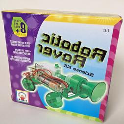 Rare Discovery Toys Robotic Rover Science Kit, Educational L