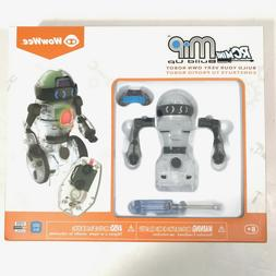 RC MINI MiP Build Up WowWee Build Your Very Own Robot NEW SE