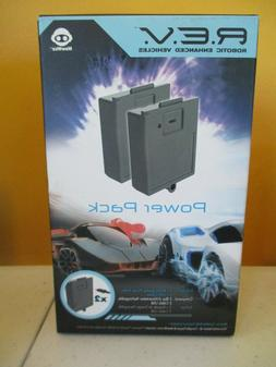 WowWee REV Power Pack Recharge Kit 2 Pack Charger Robotic En