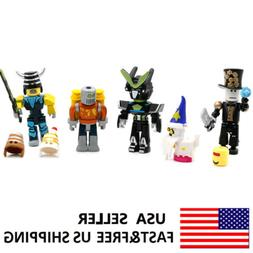 Roblox Lengends Champion Robot Riot Mermaid Game Action Figu