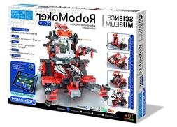 Clementoni Robo Maker STEM Kit | Interactive Educational Rob