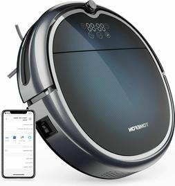 Robotic Vacuum Cleaner with Wi-Fi Connected, Max Power Sucti