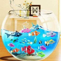 electronic battery powered fish toy interactive robotic