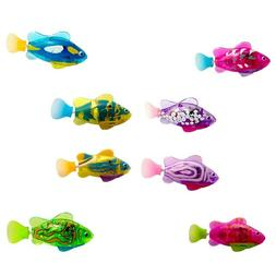 Swimming Robotic Fish Activated in Water Magical Electronic