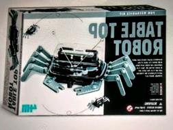 4M Table Top Robot, Kids Science, Sealed, New in Box.  Great