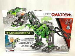 Meccano Tech Maker System Meccasaur Programmable Robotic Din