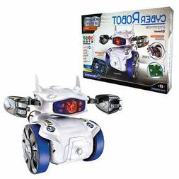 Technologic Programmable Cyber Robot with Interchangeable Co