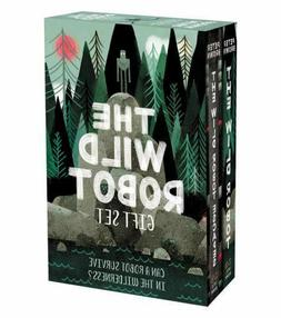 The Wild Robot Hardcover Gift Set by Peter Brown