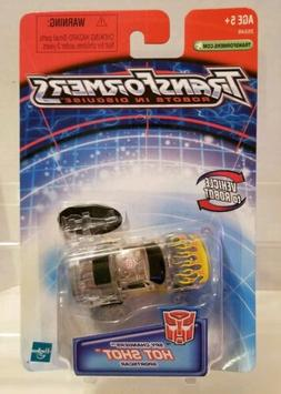 Transformers Robots In Disguise 2001 Spy Changer Hot Shot KB