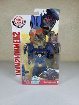 Transformers Robots In Disguise Combiner Force Soundwave New