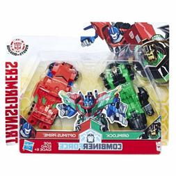 Transformers Robots In Disguise Crash Combiner Force Optimus